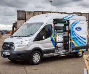 Ford Motor Company | Van racking solutions | System Edström