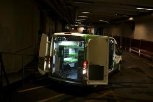 Interior and Exterior LED Lighting for your Van | System Edström