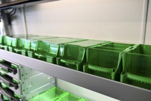 Van shelving Systems | System Edström