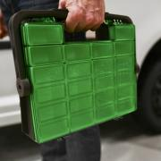 Van Racking Tool Boxes | System Edström