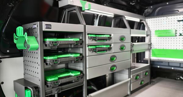 vehicle storage | System Edstrom